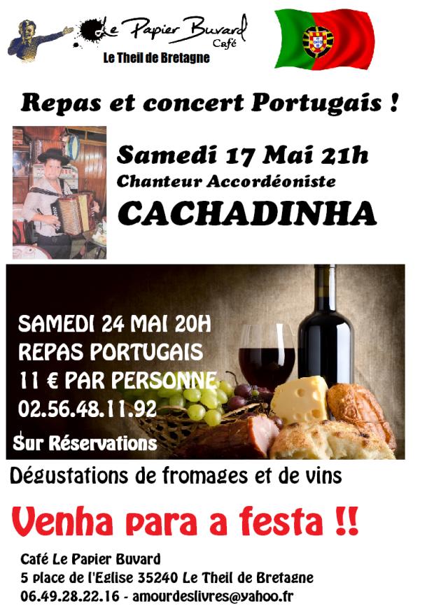 repas portugais