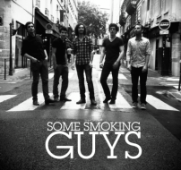 covers some smoking guys